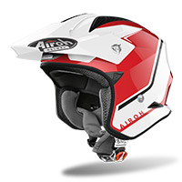 Airoh Trr S Keen Helmet Red