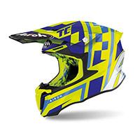 Airoh Twist 2 Tc21 Helmet Yellow Gloss