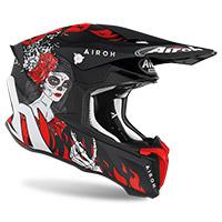Airoh Twist 2 Hell Helmet Matt