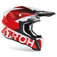 Airoh Twist 2 Lift Helmet Red Matt
