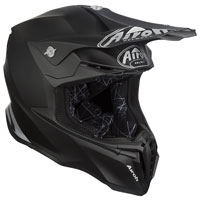 Airoh Twist Color Casque Noir Gris Mat