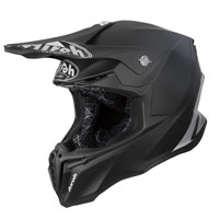 Airoh Twist Color Helmet Black Gray Matt