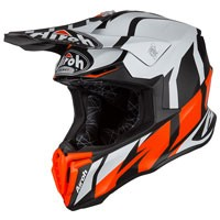 Airoh Twist Grand Casque Orange Mat