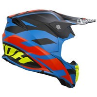 Airoh Twist Great Helmet Blue Matt