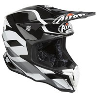 Airoh Twist Great Helmet Gris Brillant