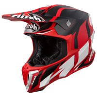 Airoh Twist Great Helmet Red Matt
