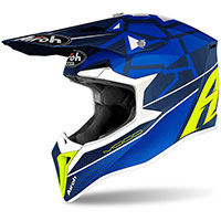 Casco Airoh Wraap Mood Blu