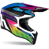Airoh Wraap Youth Prism Helmet Matt Kid