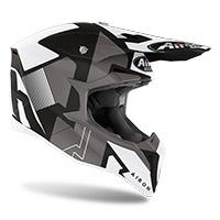Airoh Wraap Raze Helmet Black Matt