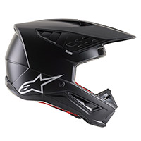 Alpinestars Sm5 Solid Helmet Black Matt