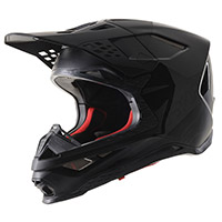 Alpinestars S-m8 Echo Helmet Black Anthracite