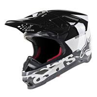 Alpinestars S-m8 Radium Helmet White