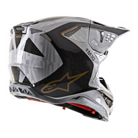 Alpinestars Supertech S-m10 Alloy Black Gray