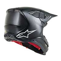 Alpinestars Supertech S-m10 Solid Helmet Ece Black