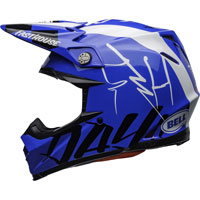 Bell Moto 9 Flex Fasthouse Did 20 Special Edition