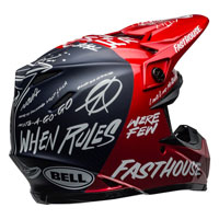 Bell Moto 9 Flex Carbon Fasthouse Special Edition