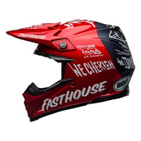 Bell Moto 9 Flex Carbon Fasthouse Special Edition - 3