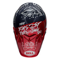 Bell Moto 9 Flex Carbon Fasthouse Special Edition - 4
