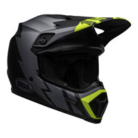 Casco Cross Bell Moto 9 Mips Strike - 5