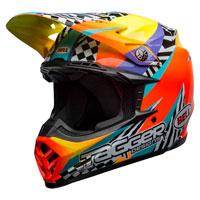 Helmet Bell Moto 9 Mips Tagger Breakout