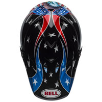 Casco Cross Bell Moto 9 Mips Tomac Replica Eagle - 3