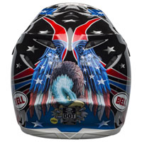 Casco Cross Bell Moto 9 Mips Tomac Replica Eagle - 4