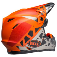 Casco Cross Bell Moto 9 Mips Tremor