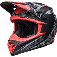 Casco Bell Moto 9 Mips Venom Nero Camo Infrared