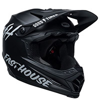 Casco Bell Moto 9 Youth Mips Fasthouse negro