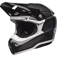 Casco Bell Moto-10 Spherical Nero Lucido