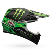 Bell Mx-9 Pro Circuit Replica Camo Green