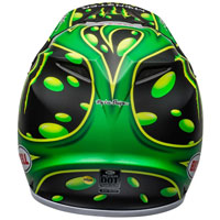 Casco Cross Bell Mx 9 Mcgrath Showtime Replica - 3