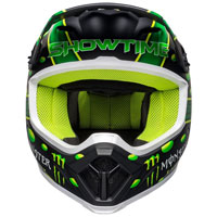 Casco Cross Bell Mx 9 Mcgrath Showtime Replica - 4