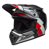 Casco Cross Bell Mx-9 Twitch Replica