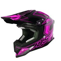 Just-1 J12 Carbon Fluo Pink