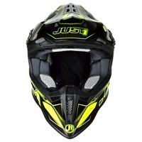 Just-1 J12 Carbonio Fluo Giallo