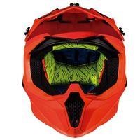 Mt Helmets Falcon Karson F3 Arancio Opaco
