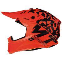 Mt Helmets Falcon Karson F3 Matt Orange
