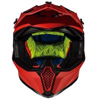 Mt Helmets Falcon Karson F1 Matt Red
