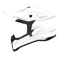 Mt Helmets Falcon Solid A0 Bianco