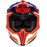 Mt Helmets Falcon Weston A1 Arancio