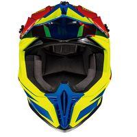 Mt Helmets Falcon Weston C1 Giallo