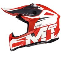 Mt Helmets Falcon Weston A0 Red