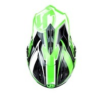 Just-1 J12 Flame Verde Bianco