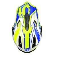 Just-1 J12 Flame Giallo Blu