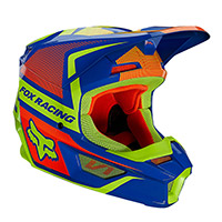 Fox V1 Oktiv Helmet Blue