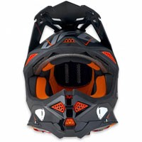 Ufo Offroad Helmet Diamond Matt Black