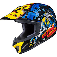 Hjc Cl Xy 2 Kid Helmet Batman Dc Comics Kid