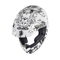 Hjc C-xy 2 Creeper Kid Helmet White Kinder