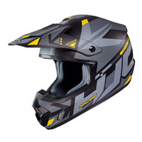 Off Road Helmet Hjc Cs-mx Ii Madax Grey